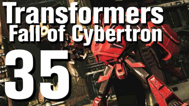 ZI. Transformers Fall of Cybertron Walkthrough Part 35 - Chapter 13 Promo Image