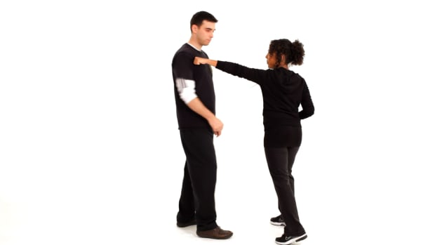 A. How to Punch in Self-Defense Promo Image