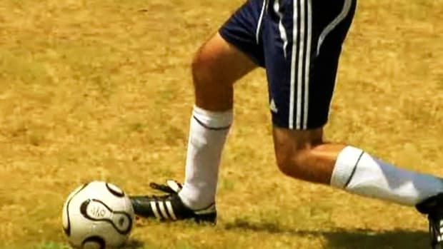 B. How to Dribble a Soccer Ball Promo Image