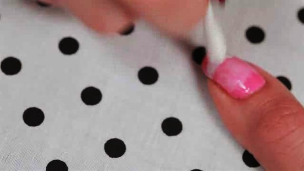 S. How to Create a Watermelon Nail Art Design Promo Image