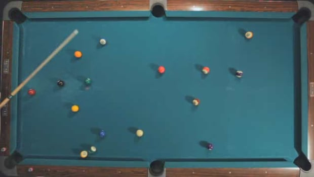 B. How to Make a Great Opening Pool Shot Promo Image
