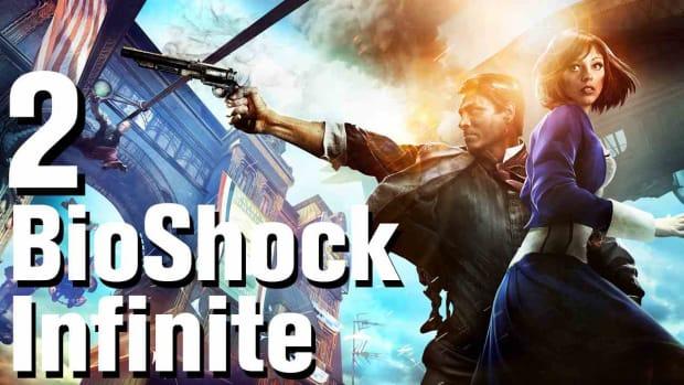 B. BioShock Infinite Walkthrough Part 1 - Intro Promo Image
