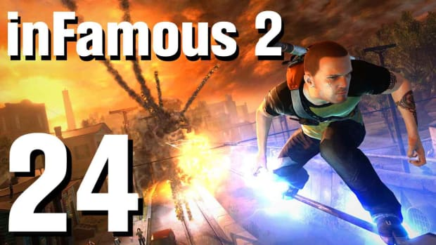 X. inFamous 2 Walkthrough Part 24: Storm the Fort (2 of 2) Promo Image