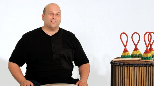 ZP. How to Play African Drums with Wula Drum Promo Image