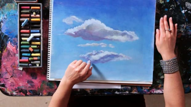 H. How to Draw a Cloud Promo Image