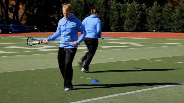 ZN. 3 Dodging Drills in Women's Lacrosse Promo Image