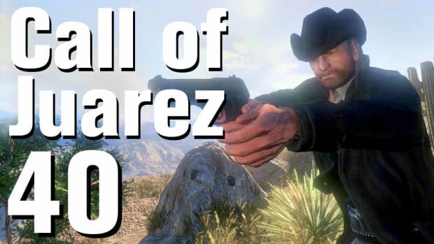 ZN. Call of Juarez The Cartel Walkthrough: Chapter 12 (3 of 4) Promo Image