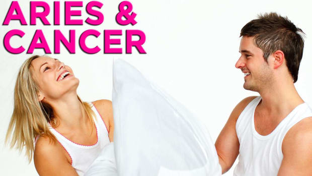 ZB. Are Aries & Cancer Compatible? Promo Image