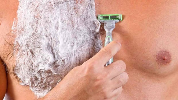 ZA. How to Shave Your Chest Promo Image