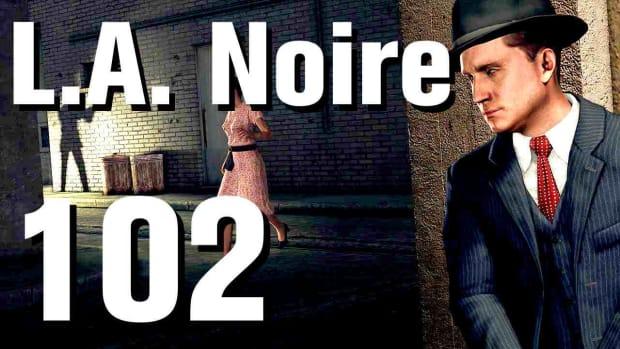 """ZZZX. L.A. Noire Walkthrough Part 102: """"The Gas Man"""" (8 of 10) Promo Image"""