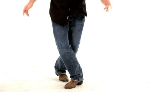 Y. Shorty George, Boogie Walks & Scissor Steps in Line Dancing Promo Image