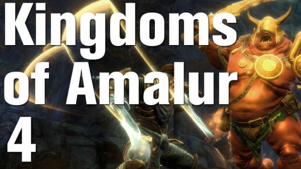 D. Kingdoms of Amalur: Reckoning Walkthrough Part 4 - Into the Light Promo Image