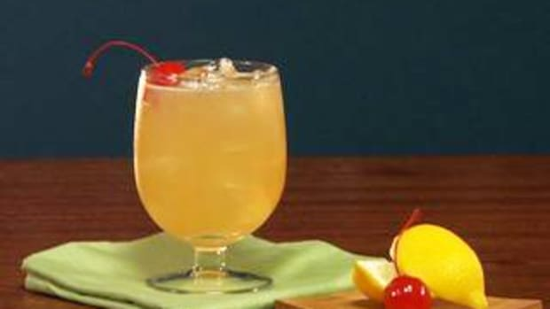 G. How to Make a Whiskey Sour Promo Image