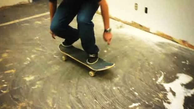 T. Fingerboarding vs. Skateboarding Promo Image