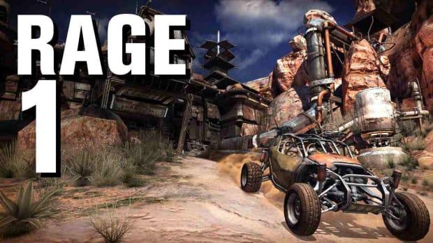A. RAGE Walkthrough Part 1 - Introduction Promo Image