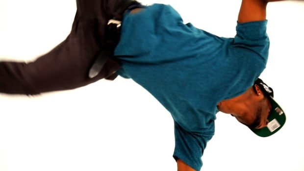 N. How to Do Hip-Hop Krumping Patterns Promo Image