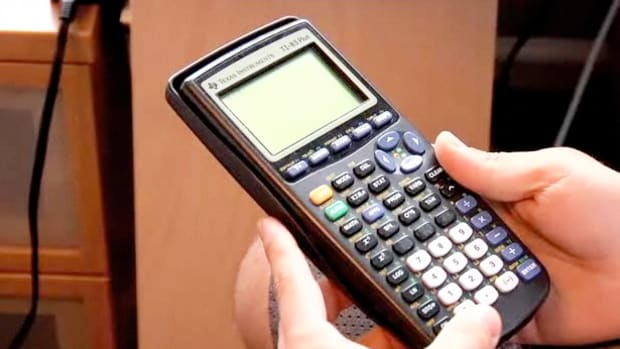 J. How to Use the Basic Functions of a Graphing Calculator Promo Image