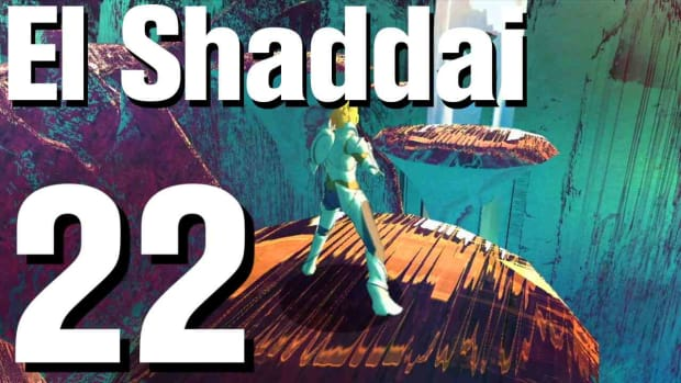 V. El Shaddai Walkthrough Part 22: The Tragedy of Baraqel (2 of 4) Promo Image