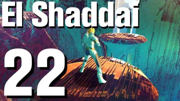 V. El Shaddai Walkthrough Part 22: The Tragedy of Baraqel (2 of 4) Promo Image