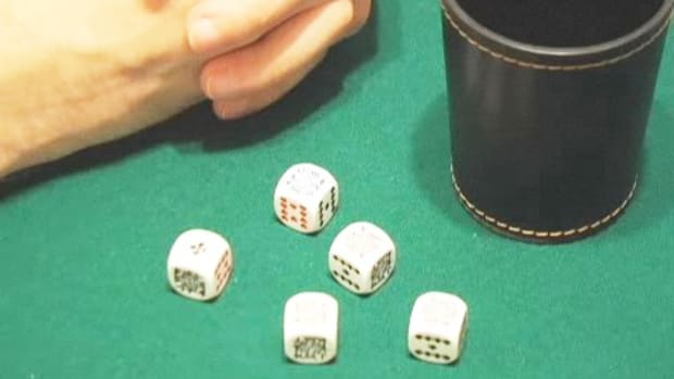 R. How to Play Poker Dice Promo Image