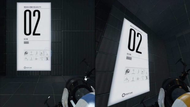 ZZP. Portal 2 Co-op Walkthrough / Course 2 - Part 2 - Room 02/08 Promo Image