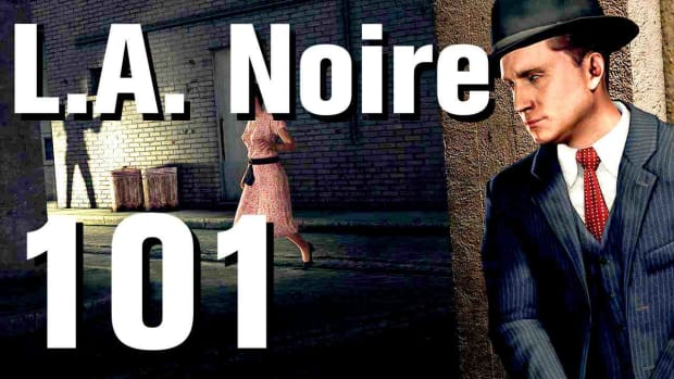 "ZZZW. L.A. Noire Walkthrough Part 101: ""The Gas Man"" (7 of 10) Promo Image"