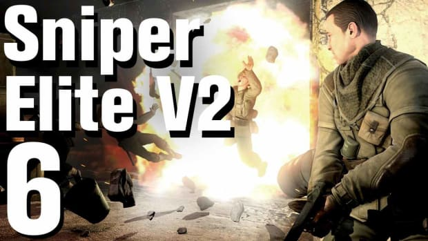 F. Sniper Elite V2 Walkthrough Part 6 - Mittelwerk Facility Promo Image
