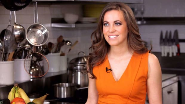 ZK. Baby Food Expert Michelle Muller-Marinis Promo Image