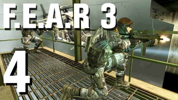 D. F.E.A.R. 3 Walkthrough Part 4: Slums (1 of 4) Promo Image