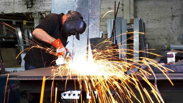 M. How to Find Welding Jobs Promo Image