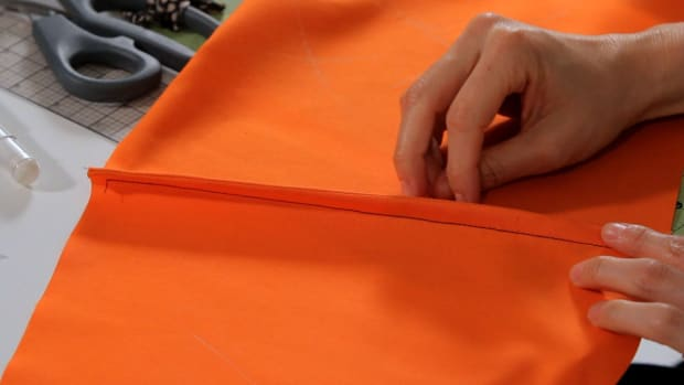 X. How to Sew a French Seam with a Sewing Machine Promo Image