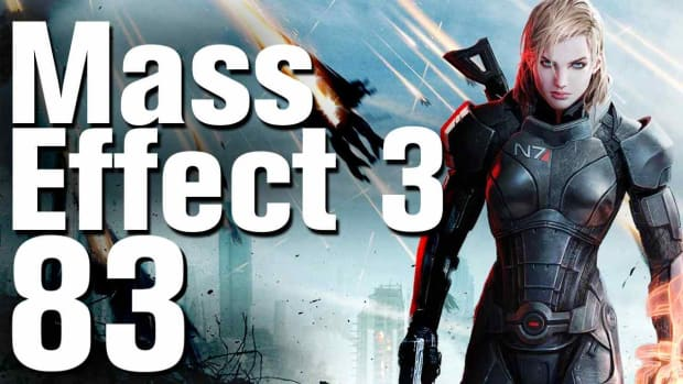 ZZZE. Mass Effect 3 Walkthrough Part 83 - Earth Promo Image