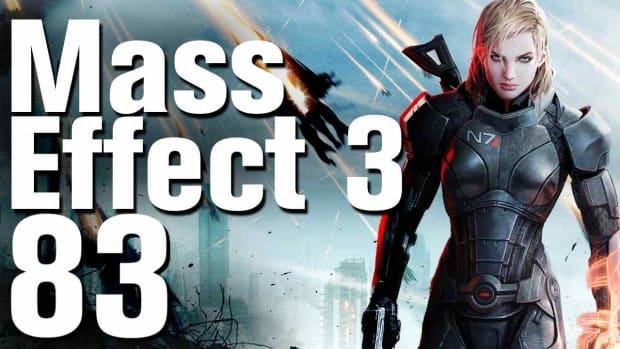 ZZZE. Mass Effect 3 Walkthrough Part 83 - Earth Promo Image