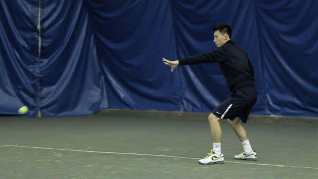 V. Tennis Drills for Ground Strokes Promo Image