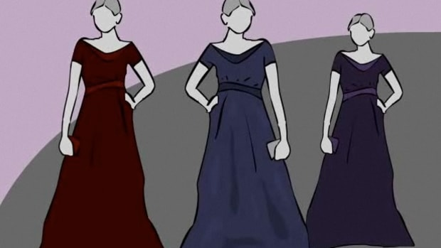 E. How to Buy Bridesmaid Dresses for a Winter Wedding Promo Image