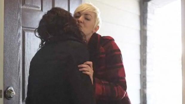 B. How to Cheek Kiss Promo Image