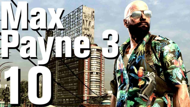 J. Max Payne 3 Walkthrough Part 10 - Chapter 3 Promo Image