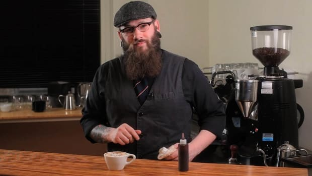 ZE. How to Do Latte Art with Ryan Soeder Promo Image