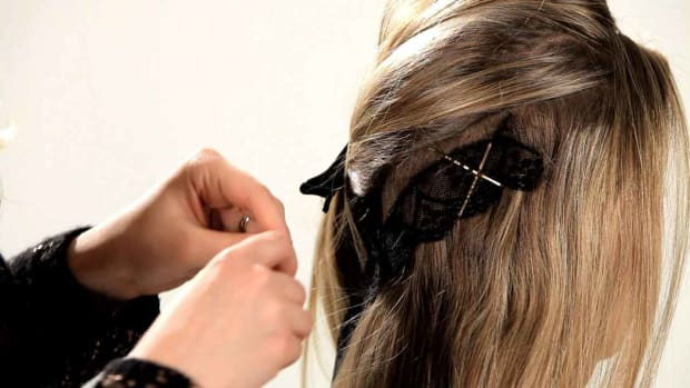 T. How to Braid In Ribbons, Leather & Lace Promo Image