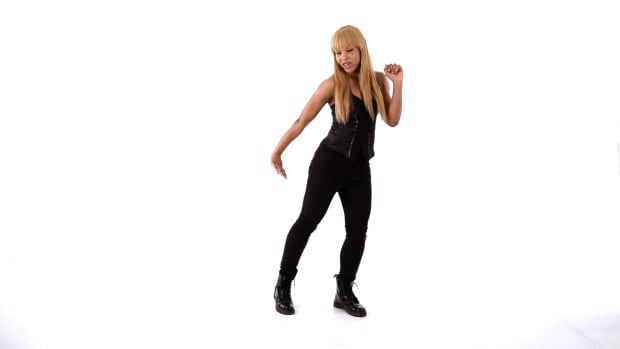 ZJ. Learn How to Dance like Nicki Minaj Promo Image