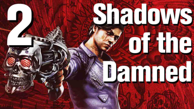 B. Shadows of the Damned Walkthrough: Act 2-1 Take Me To Hell (1 of 5) Promo Image