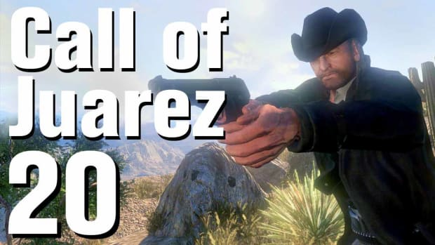 T. Call of Juarez The Cartel Walkthrough: Chapter 6 (1 of 3) Promo Image