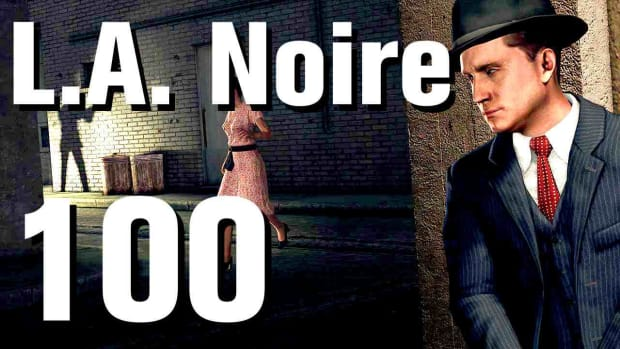 """ZZZV. L.A. Noire Walkthrough Part 100: """"The Gas Man"""" (6 of 10) Promo Image"""