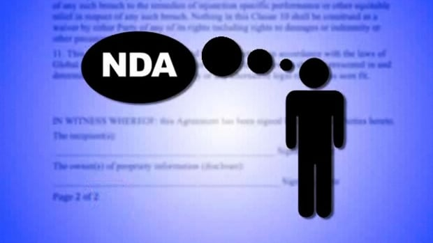 S. How to Write a Standard NDA Promo Image