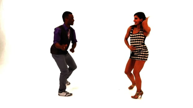 P. How to Fuse Merengue Moves into Bachata Dance Promo Image