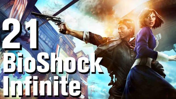 U. BioShock Infinite Walkthrough Part 27 Promo Image