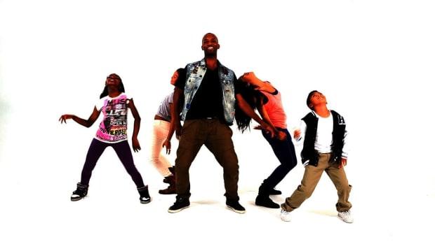 B. How to Do the Bernie Hip-Hop Dance Move for Kids Promo Image