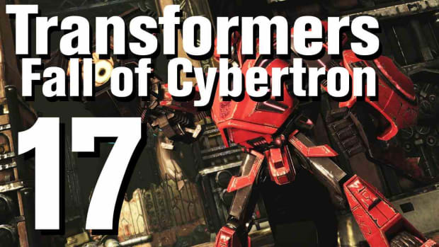 Q. Transformers Fall of Cybertron Walkthrough Part 17 - Chapter 5 Promo Image