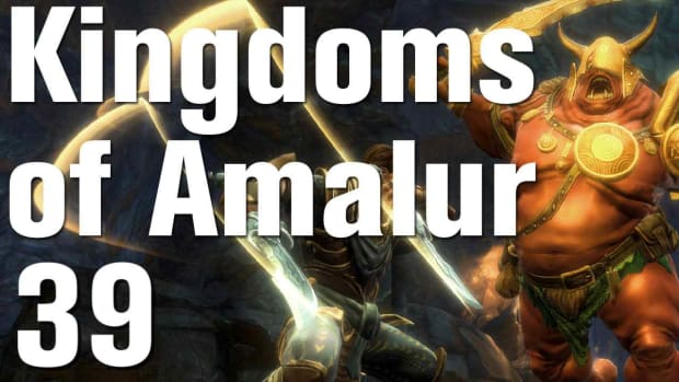 ZM. Kingdoms of Amalur: Reckoning Walkthrough Part 39 - Bhaile Promo Image