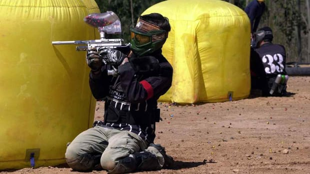 D. 5 Best Paintball Tips Promo Image
